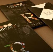 impression carte menu restaurant grillet-impressions-imprimerie-ile-de-france-velizy-78-hauts-de-seine-92-paris